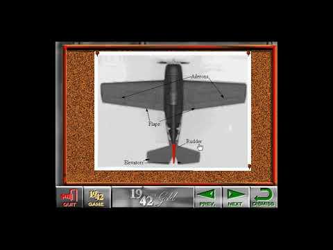 1942 Pacific Air War GOLD - Basic Flight Section |