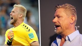 Peter Schmeichel's HONEST opinion on Kasper at the Russia World Cup 2018