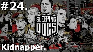 24. Sleeping Dogs (PC) - Kidnapper [1080p/30FPS]