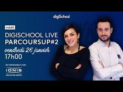 digiSchool LIVE Parcoursup #2