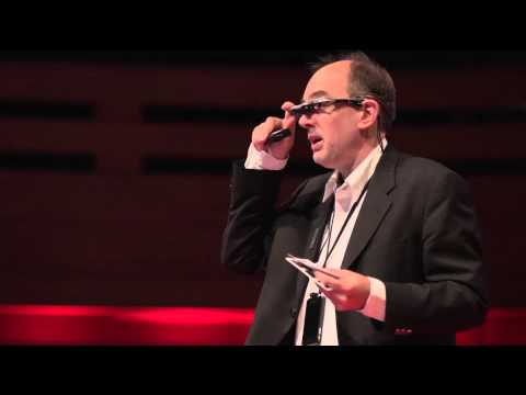 Wearable Computing and the Veillance Contract: Steve Mann at TEDxToronto