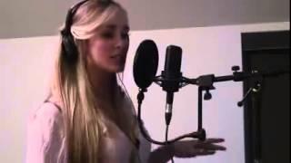 أغنية  -whistle-   بصوت فتاة جميلة