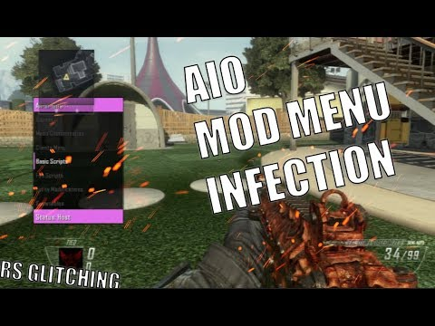 [PS3/BO2] How To Get *ALL-IN-ONE* Mod Menu Theather Infection (NO JAILBREAK!)