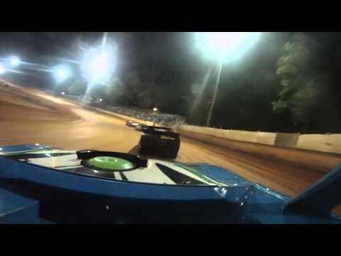 2015-04-25 Harris Speedway SECA Sportsman IN CAR