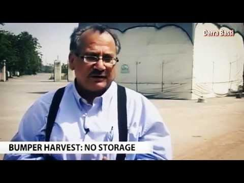 GrainPro - The New Hope for the Storage of India's Bumper Harvests