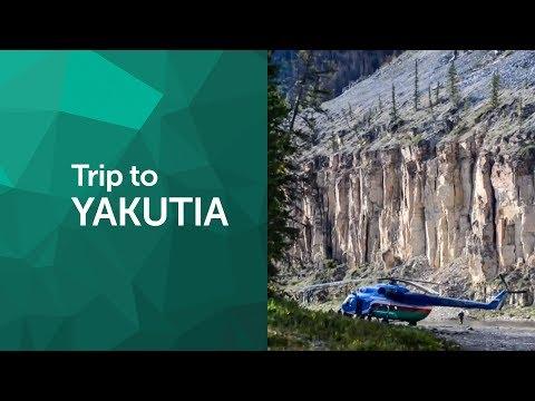 Trip to Yakutia