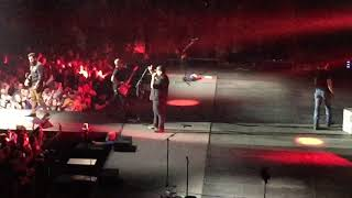 Luke Combs - Beer Never Broke My Heart, live at Thompson Boling Arena Knoxville, 14 February 2019 Video