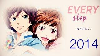 Anime :????? Song : Every step Programas : SV/AE/PS/AU Tiempo : 1 dia Dedicado : my boyfriend Miguel i love you.