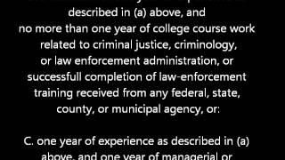 Florida Investigation/Security Agency Manager license examination test help!