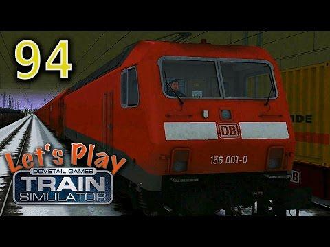 Train Simulator 2017 - Folge 94 - Transport nach Maschen Rbf - DB BR156 EXPERT LINE vR