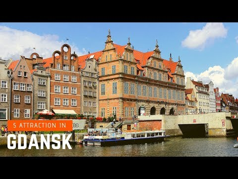 GDANSK Travel Guide, Top 5 Tourist Attraction that you must visit !!!