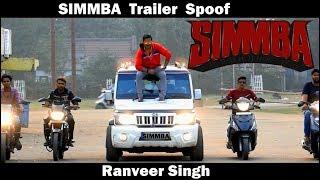 Simmba Trailer Spoof | Ranveer Singh | Sara Ali Khan, Sonu Sood | OYE TV