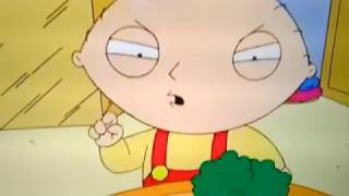 Family Guy - Stewie hates Vegetables part 2