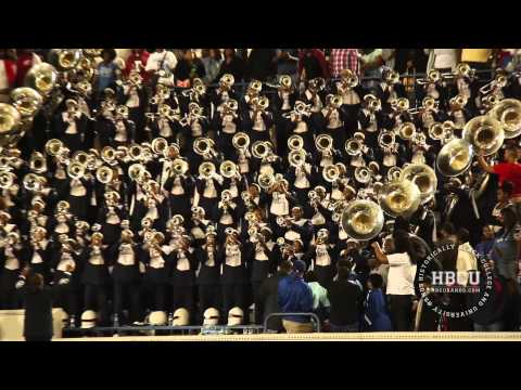 Jamaica Funk - Tennessee State Marching Band 2014