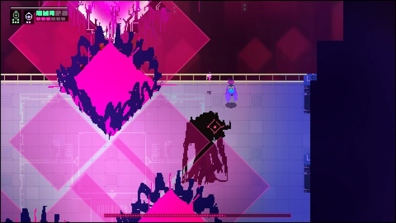 Hyper Light Drifter Judgement