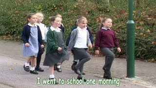 I Went To School One Morning-Kidzone