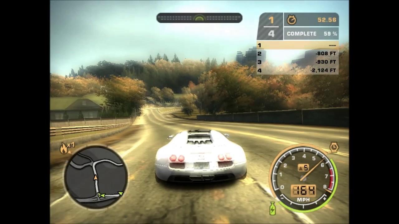 bugatti veyron 16 4 grand sport vitesse nfs most wanted youtube. Black Bedroom Furniture Sets. Home Design Ideas