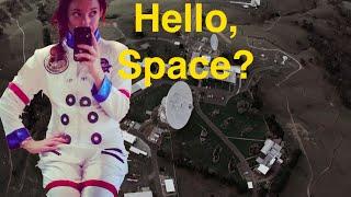 Talking Through Deep Space