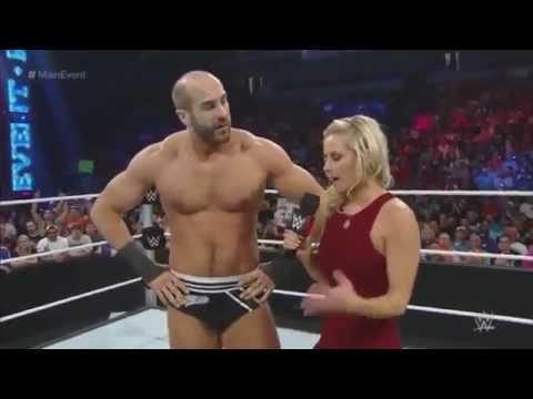 WWE/Goosebumps The Stutter
