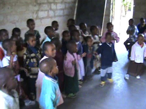Janes Orphanage Tanzania Part 1