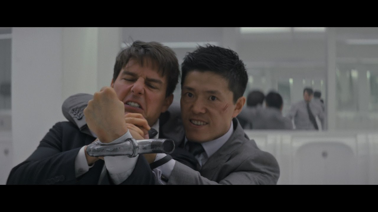 Download Mission Impossible Fallout (2018) - Bathroom Fight [HDR]