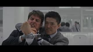 Mission Impossible Fallout (2018) - Bathroom Fight [HDR]