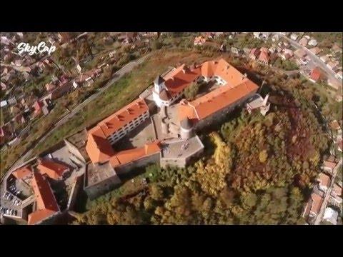 Мукачевський i Невицький замки