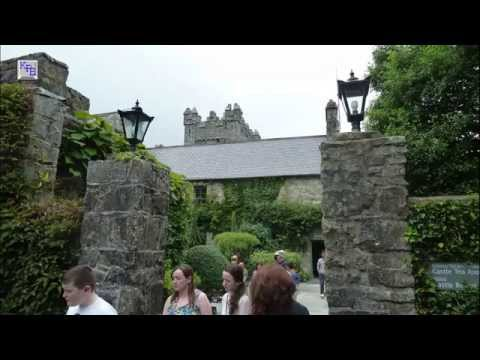 Irland, Glenveagh Castle and Gardens