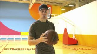 How To Palm A Basketball Tips Small Hands (from Jacob) | DreAllDay.com/JumpHigher | Dre Baldwin