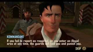 Prisoner Of War: Video Game - Chapter 1 - Captured! (Cutscenes)