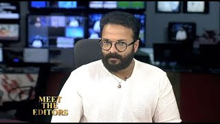 Jayasurya in Meet The Editors_Reporter Live