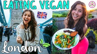 WHAT I EAT IN A DAY IN LONDON