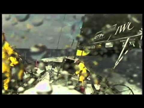 Video: Azzam Skipper Ian Walker on Volvo Ocean Race Leg 8