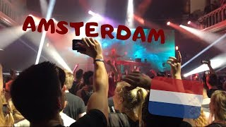 Gambar cover Amsterdam | Alan Walker | Weekend