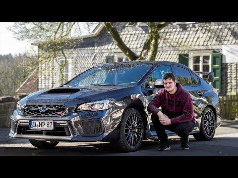 Subaru WRX STI Review / Abschied von der Rallye-Legende (MY 2018 + Final Edition Special)