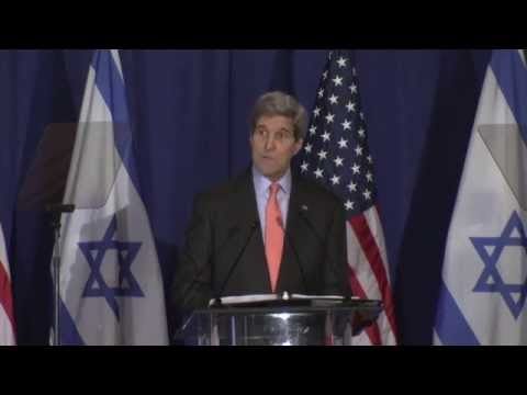 Secretary Kerry Delivers Remarks at Brookings Institution's 2014 Saban Forum