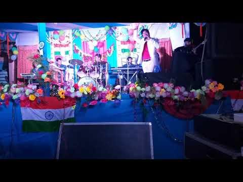 ফুলবাড়ী পূর্বপাড়া লক্ষী সংঘ্য প্রথম নিবেদন new happy  musical trup 2018