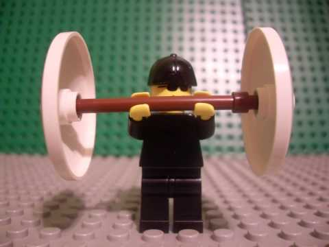 Lego Music Video-Andy Mineo-You Can't Stop Me