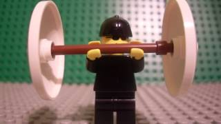 Lego Music Video-Andy Mineo-You Can