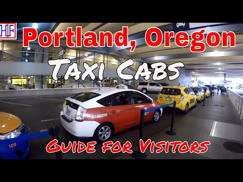 Portland | Taxi Cabs | Tourist Information | Episode# 3