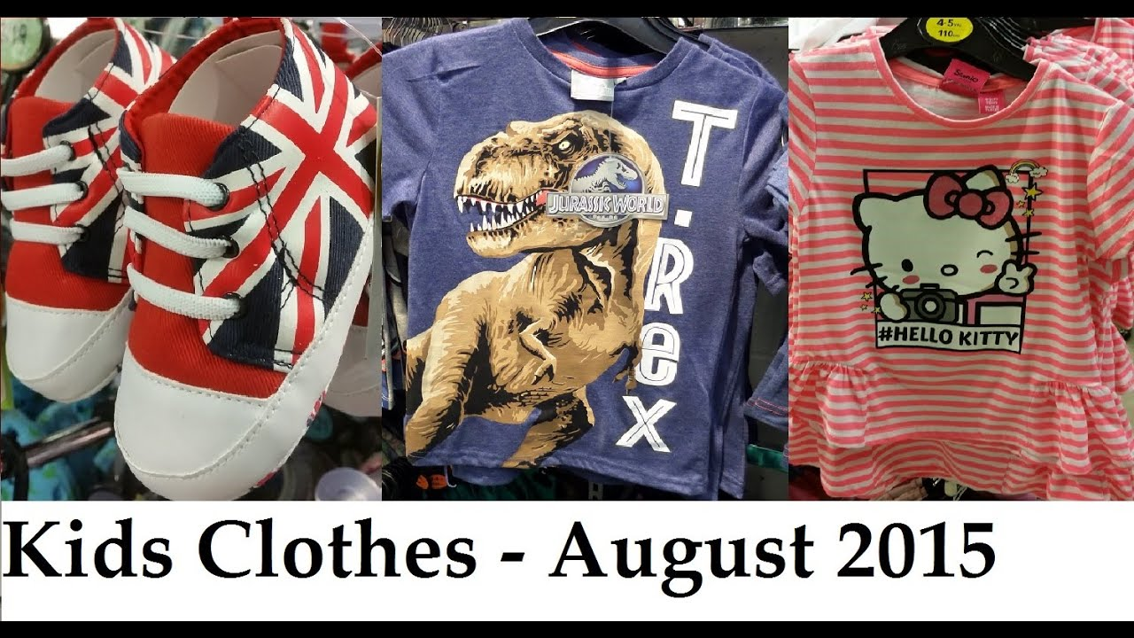 New Kids Clothes at Primark (Boys & Girls ages 0-13 ...