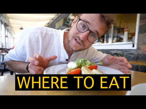 EATING OUT in Guernsey | TOP FOOD SPOTS (Veggie and Vegan Friendly)