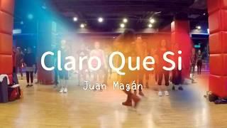 Claro Que Si. Juan Magan Fitness DanceOlivia LoWorldGym