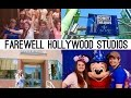 Farewell Hollywood Studios | Feb-March Disney World Vlogs | Disney At Heart