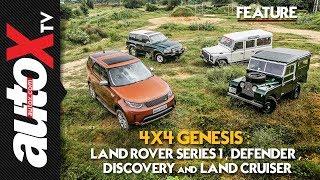 4X4 Genesis | Feature | autoX