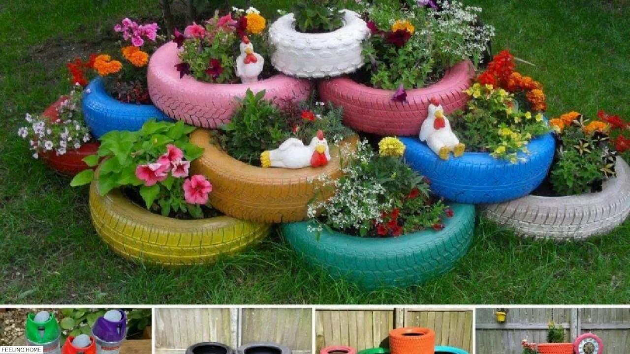 ☑️ 8+ Insane Creative Ideas For GARDEN Decoration 8 - Amazing Garden  Ideas Compilation UPDATED
