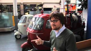 15. The Piaggio Ape Factory