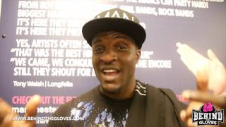 OHARA DAVIES TALKS CARL FRAMPTON TWITTER SPAT, JOSH TAYLOR AND ANSWERS QUESTION ON DOMESTIC FIGHTERS