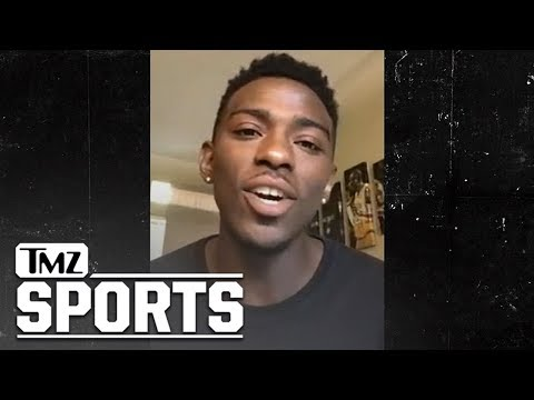 Drew League Legend Explains Why He Busted Denzel Valentine's Ass | TMZ Sports