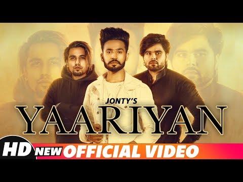 Yaariyan (Full Video)| Jonty | Ninja | A-Kay | Snappy | Shehnaz Gill | Latest Punjabi Songs 2018